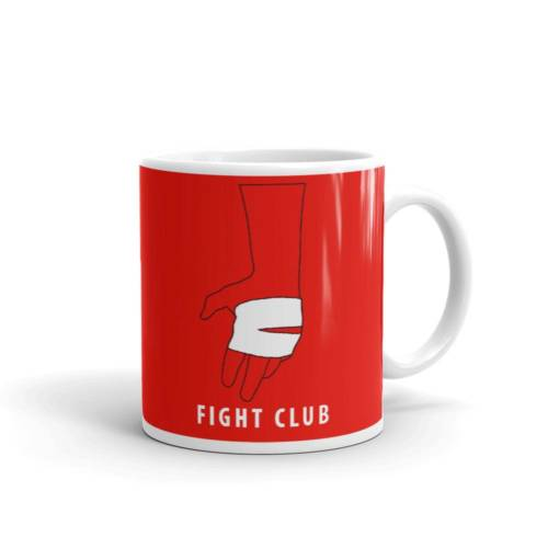 Fight Club Movie - Movies Ceramic Tea & Coffee Mug