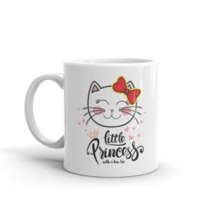 Little Princess - Typography Ceramic Tea & Coffee Mug