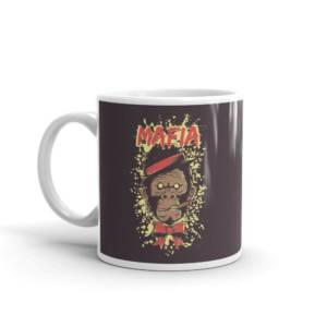 Mafia - Abstract Ceramic Tea & Coffee Mug