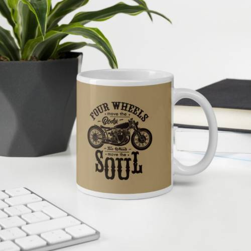 Bike Lover - Bike Ceramic Tea & Coffee Mug