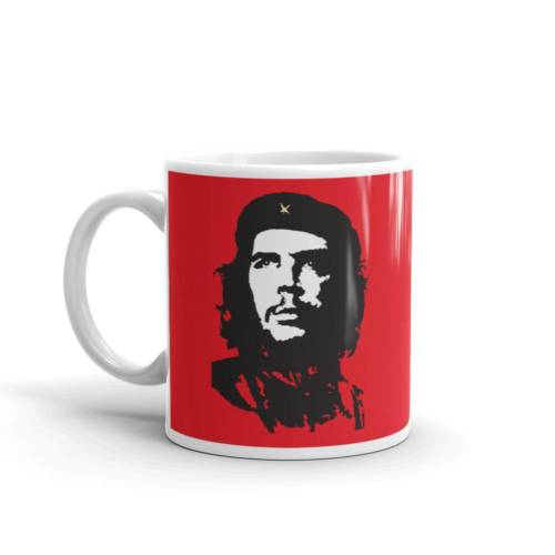 Che Guevara - Music Ceramic Tea & Coffee Mug