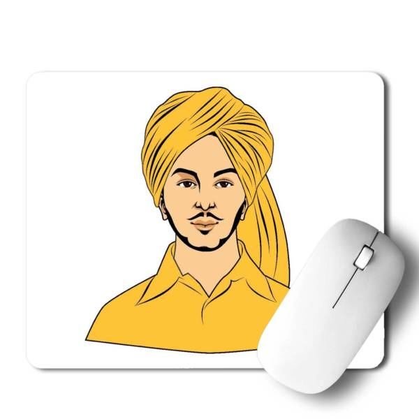 Bharat Singh  Mousepad for Laptop / Computer