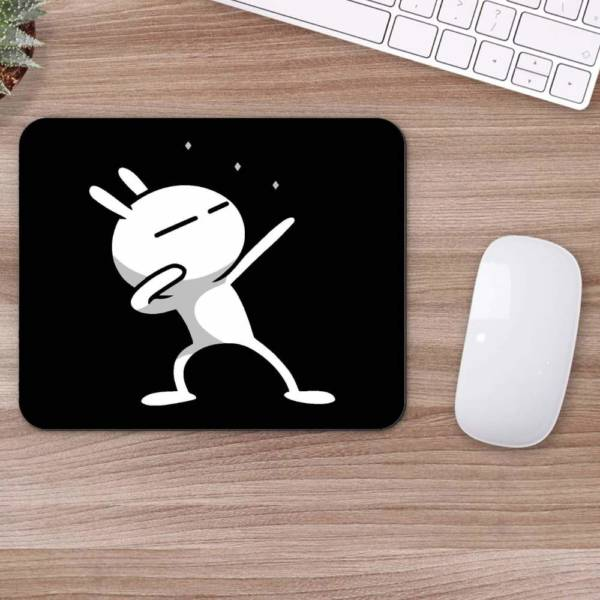 Swag Bunny Mousepad for Laptop / Computer