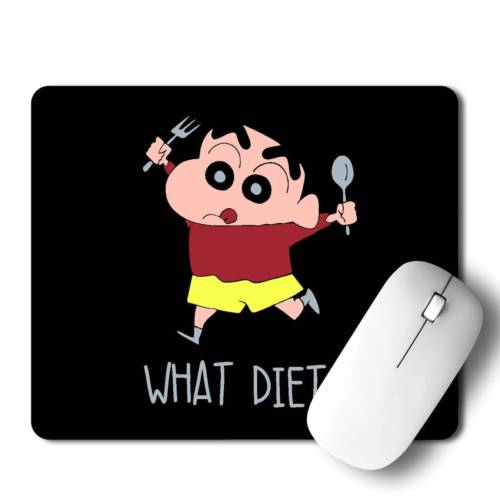 What Diet? Mousepad for Laptop / Computer