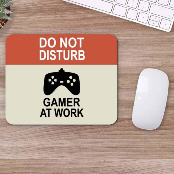 Do Not Disturb  Mousepad for Laptop / Computer