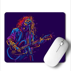 Guitar Free  Art  Mousepad for Laptop / Computer
