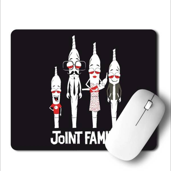 Joint Family Mousepad for Laptop / Computer
