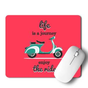 Life is a Journey  Mousepad for Laptop / Computer