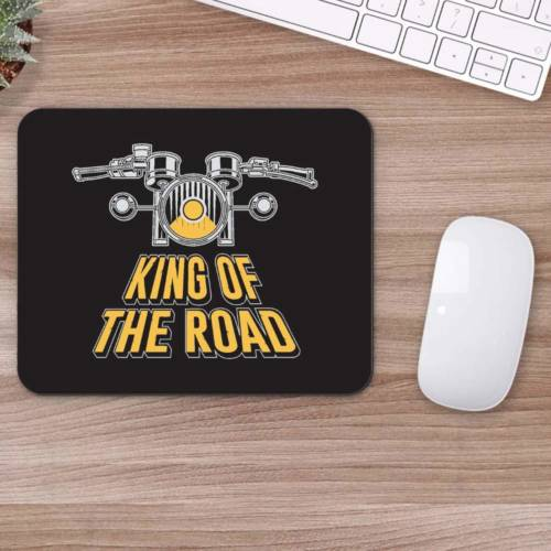 King of the Road   Mousepad for Laptop / Computer