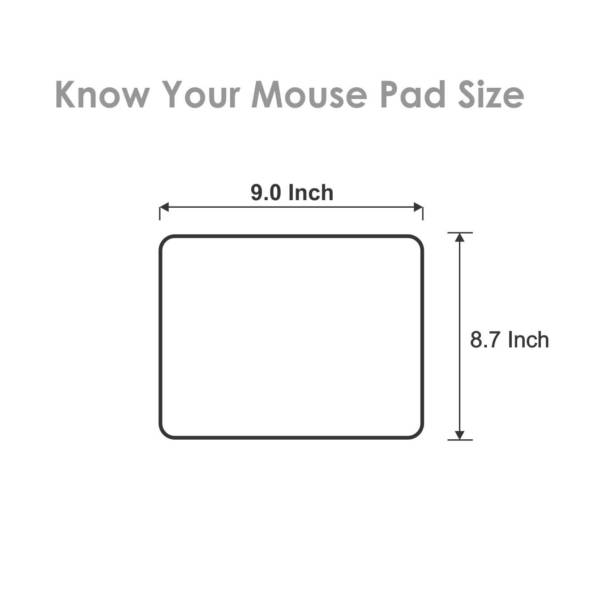 Music  Mousepad for Laptop / Computer