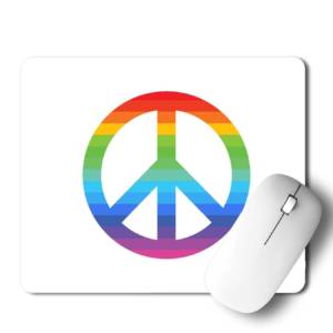 Peace Mousepad for Laptop / Computer