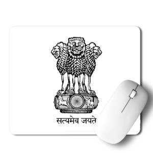 Satyamev Jayate  Mousepad for Laptop / Computer