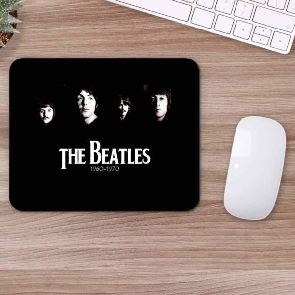 The Beatles  Mousepad for Laptop / Computer