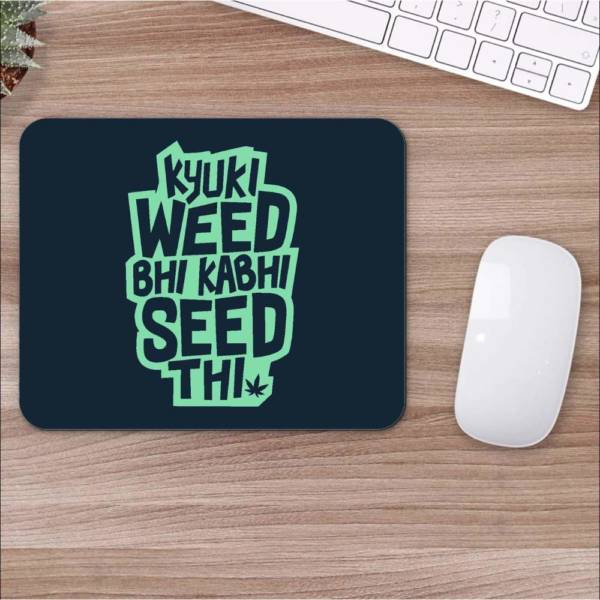 Weed Mousepad for Laptop / Computer