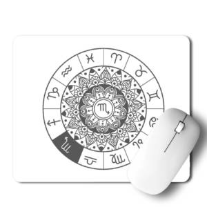 Zodiac Mousepad for Laptop / Computer
