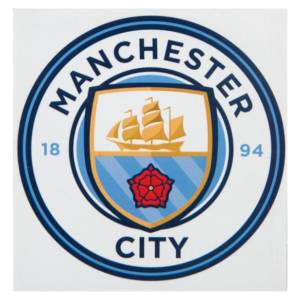 Manchester City F.C. Window Sticker WS