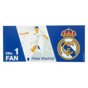 Real Madrid C.F. Bumper Sticker BS