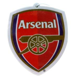 Arsenal Air Freshener MD