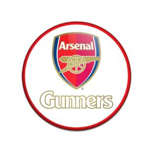 Arsenal Button Badge GN