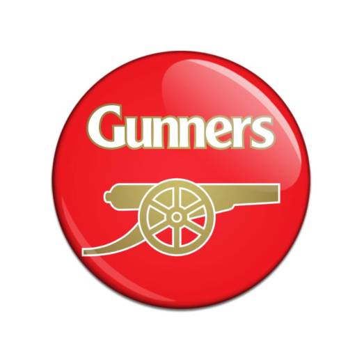 Arsenal Button Badge CN