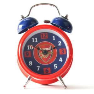 Arsenal Bell Alarm Clock BL