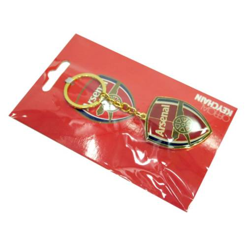 Arsenal Crest Keychain MD