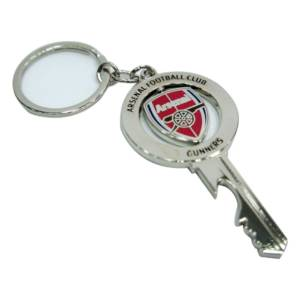 Arsenal Keychain Bottle Opener