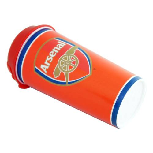 Arsenal Travel Plastic Bottle/Mug Crest