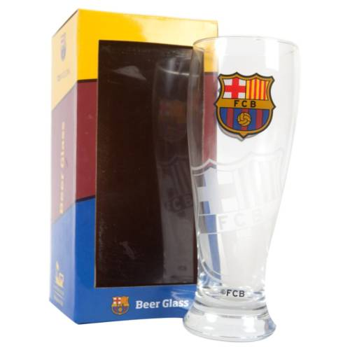 F.C. Barcelona Beer Glass CR