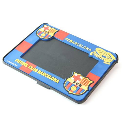 F.C. Barcelona Silicon Photo Frame CC