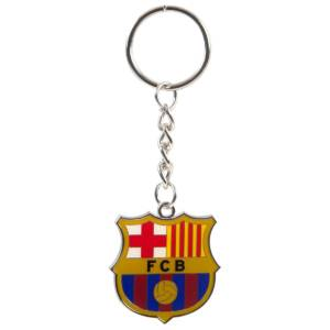 F.C. Barcelona Crest Keychain MD
