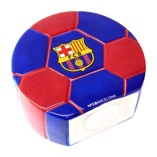F.C. Barcelona Ceramic Money Bank