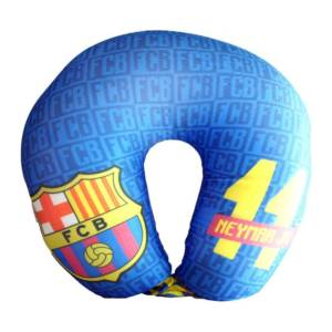 F.C. Barcelona Neck Cushion/Travel Pillow Naymar JR No. 11