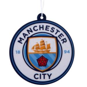 Manchester City F.C. Air Freshener MD