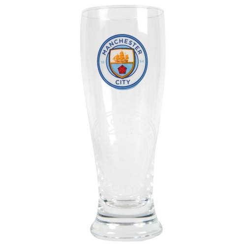 Manchester City F.C. Beer Glass CR