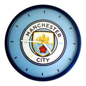 Manchester City F.C. Wall Clock BL
