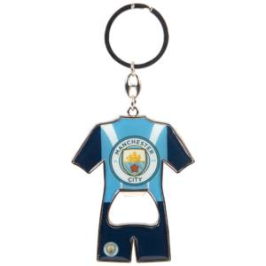 Manchester City F.C. Keychain Bottle Opener
