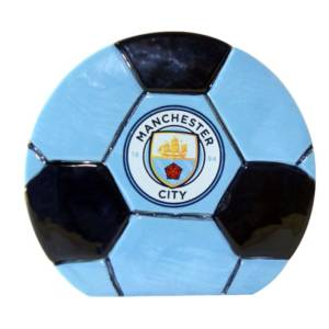 Manchester City F.C. Ceramic Money Bank