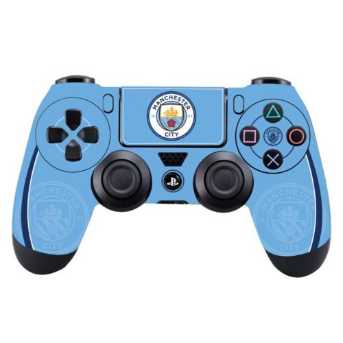 Manchester City F.C PS4 Controller Skin MD