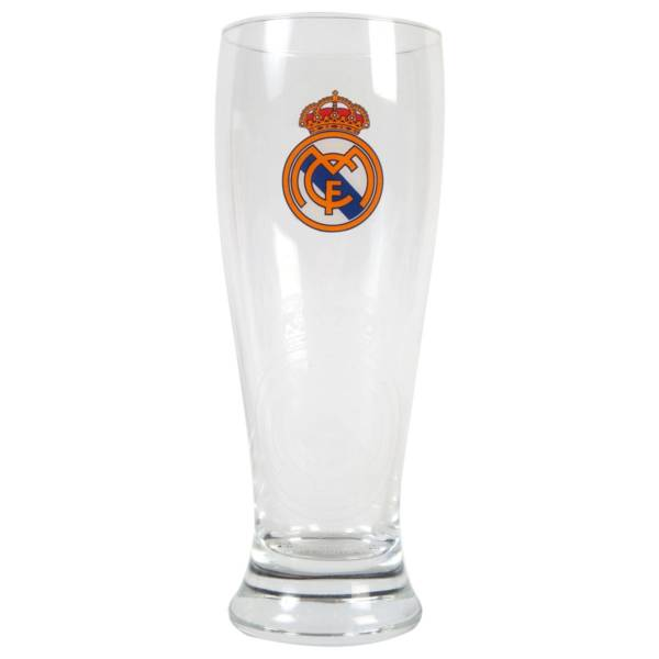 Real Madrid C.F. Beer Glass CR