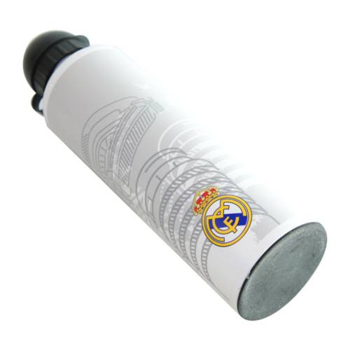 Real Madrid C.F. Stainless Steel Drinks Bottle WHT EST