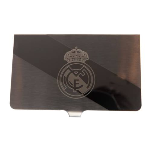 Real Madrid C.F. Business Card Holder