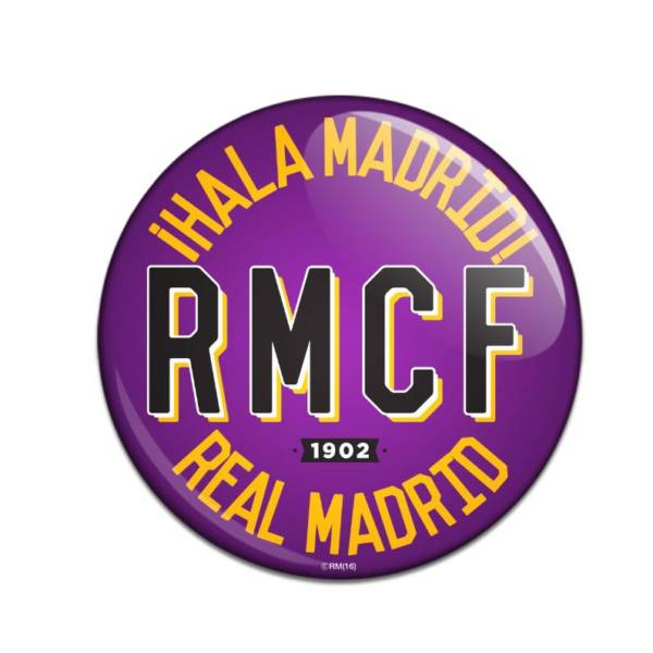 Real Madrid C.F. Button Badge HM