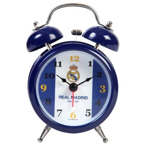 Real Madrid C.F. Bell Alarm Clock BL