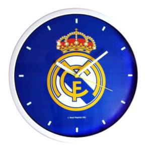 Real Madrid C.F. Wall Clock BL
