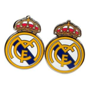Real Madrid C.F. Cufflinks Crest