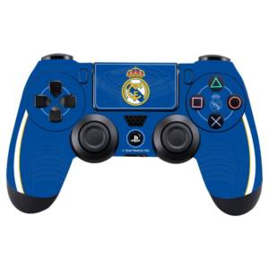 Real Madrid C.F. PS4 Controller Skin