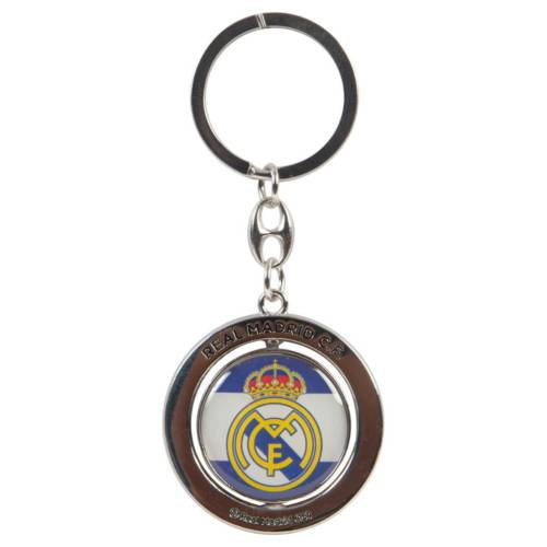 Real Madrid C.F. Spinner Keyring