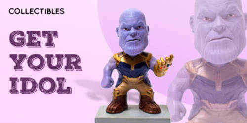 Action Figurine Gifts