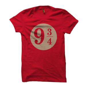 Harry Potter Platform 9 Tshirt